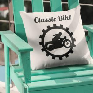 classic bike kissen