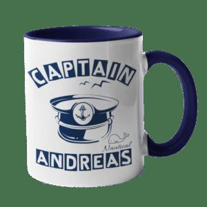 Captain's cup